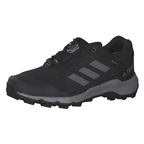 adidas Terrex GTX K, Zapatillas de Hiking, NEGBÁS/Gritre/NEGBÁS, 33 EU