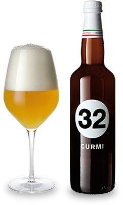 Birra Artigianale italiana Curmi 32 Via Dei Birrai speziata confezione 6 bottiglie da 0,75 L