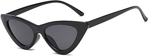 JFAN Gafas de Sol Ojo de Gato Retro Vintage Gafas para Mujeres