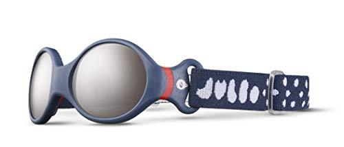 Julbo Loop S Spectron 4 Sonnenbrille Kinder darkblue/red 2021 Fahrradbrille