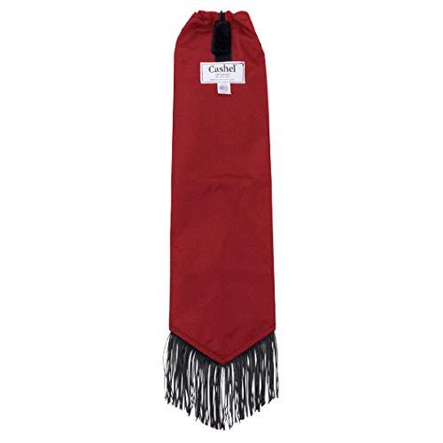 Cashel Tail Bag RED