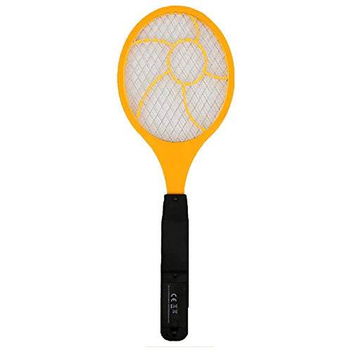 Wghz Scacciamosche Elettrico Mosquito Killer Mazza da Tennis elettrica Racchetta Portatile Insetto Volare Insetto Vespa Swatter Mazza da Tennis elettrica Volare Mosquito Killer, YE, Cina