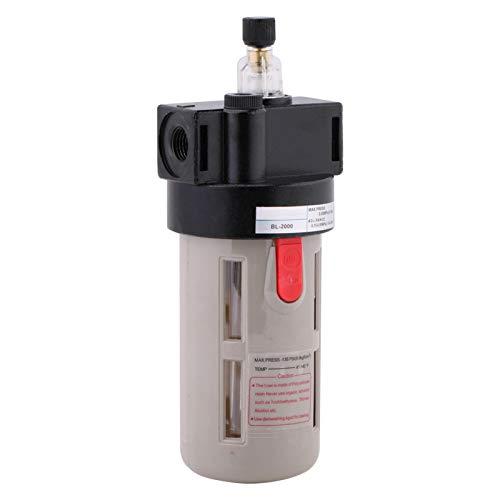 Secador de aire para compresor, regulador de compresor de aire ampliamente utilizado Mayor vida útil Protección doble para muchos equipos