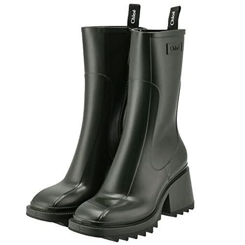 [クロエ] レインブーツ Betty シューズ 靴 ブーツ CHC19W239 G8 3E8 [並行輸入品]