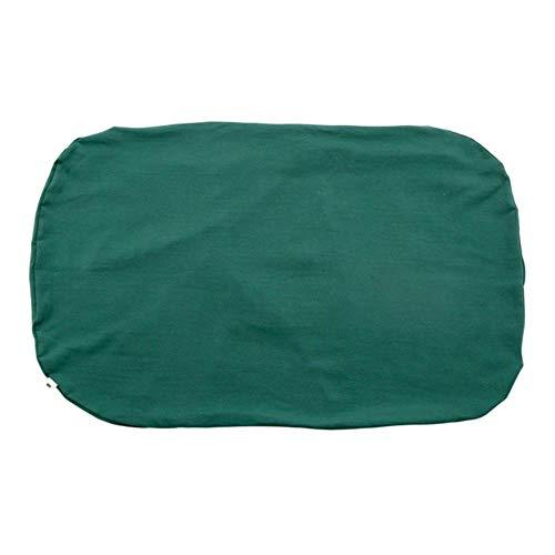GAOYUE 75 * 45cm Baby Nest Bett Tragbares Kinderbett Reisebett Baby Bett Nest Klappstuhl Baby Bett Zubehör Tissu Coton Baby Bett, grüne Abdeckung
