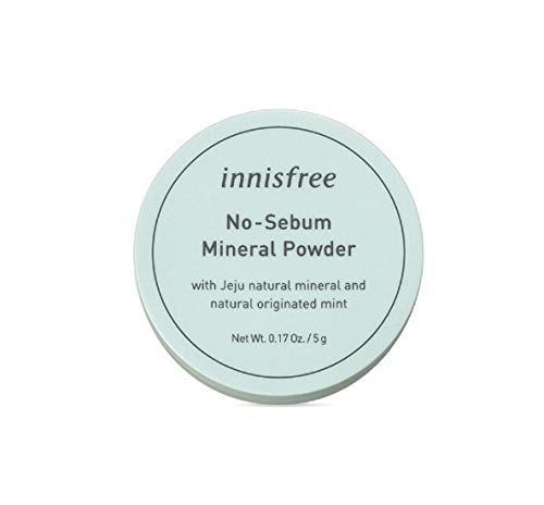 Innisfree No Sebum Mineral Powder 5g 0.17oz