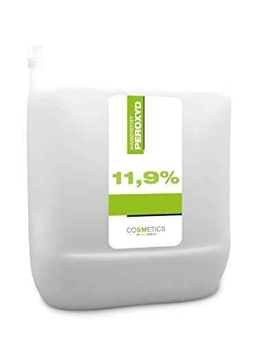 SM-55 - 5 litros 12% peróxido de hidrógeno líquido - H2O2...