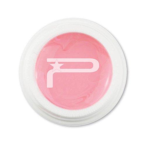 Gel UV Rosa Nudo Color 5 ml Reconstrucción Uñas Media consistencia Número 61