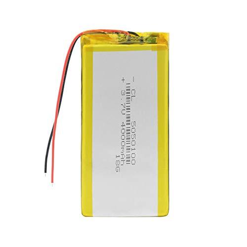 HTRN 5050100 3.7v 4000mah Lithium Li-Po...