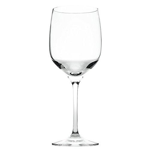 Cristal de Sèvres Chateau Set de Verres à vin 6x6x17.7 cm Transparent