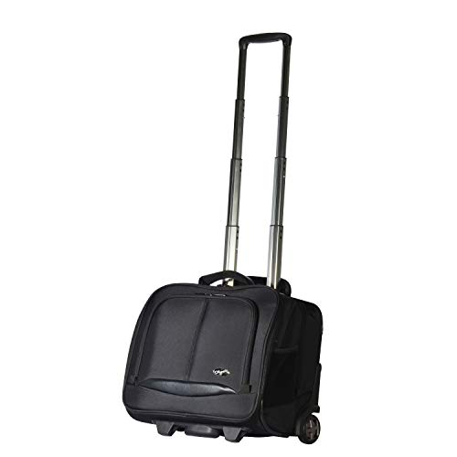 Olympia The Exec Business Rolling case, BLACK, 16 inch