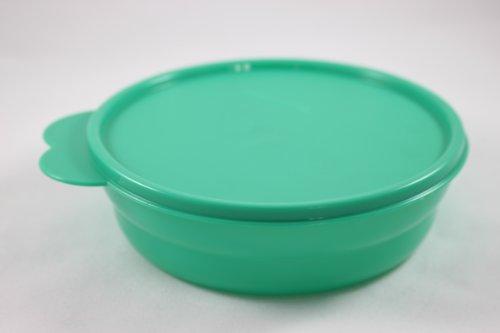 Tupperware Servierschale Wölckchen 700ml Junge Welle Schüssel mit Deckel grun
