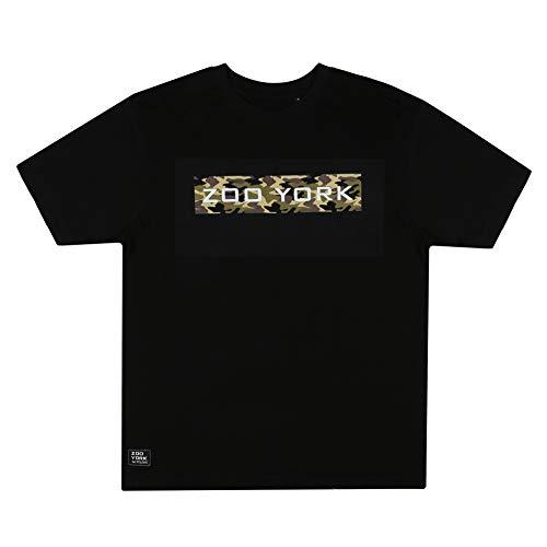 Zoo York Camo Box Camiseta para Hombre
