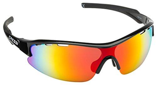 Cressi Vento - Gafas de Sol Premium - Unisex Adulto Polarizadas Protección 100% UV