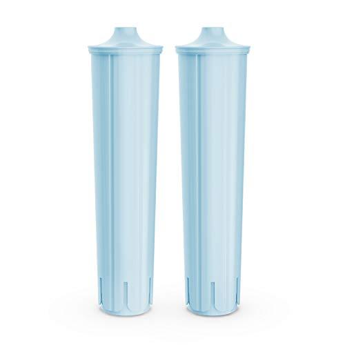 Wasserfilter für Jura Claris Blue, Filterpatrone für Jura Automatische Kaffeevollautomat, Kompatibel mit der ENA IMPRESSA-Serie (2 pcs)