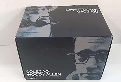 BOX Coleção Woody Allen 20 dvds