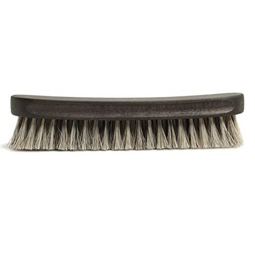 M.MOWBRAYM.モゥブレイ紗乃織刷毛さのはたブラシ馬毛ホコリ落とし用FREE