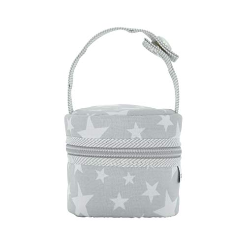 Cambrass Star - Portachupete, color gris