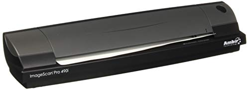 Ambir ImageScan Pro 490i Duplex Document Scanner