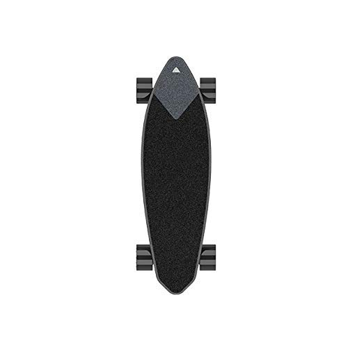 WXDP Cruiser Pro Skateboard,Mini Cruiser Elektro-Skateboard mit Fernbedienung, 600 W Dual Motor Certified High Speed ​​38 km/h Motorized Wireless, Ausdauer 25 km Reichweite