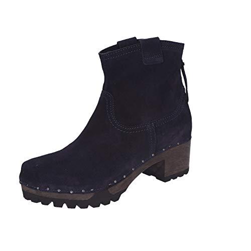 Softclox Damen Stiefeletten blau 3354-18 blau 525137