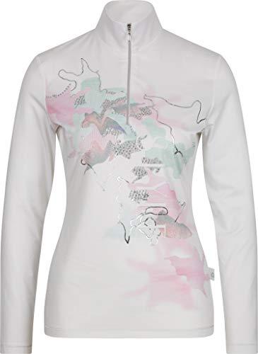 Sportalm Damen Sweatshirt Größe 46 EU Weiß (weiß)