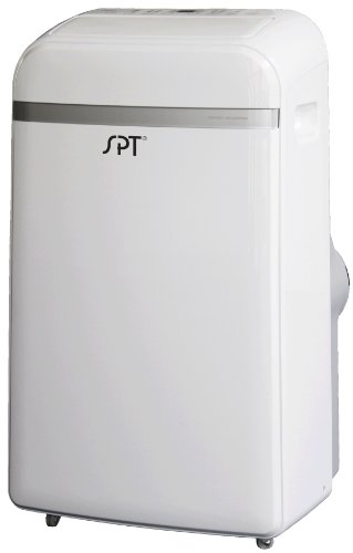 SPT WA-1240H: 12,000BTU Portable Air Conditioner with Heater