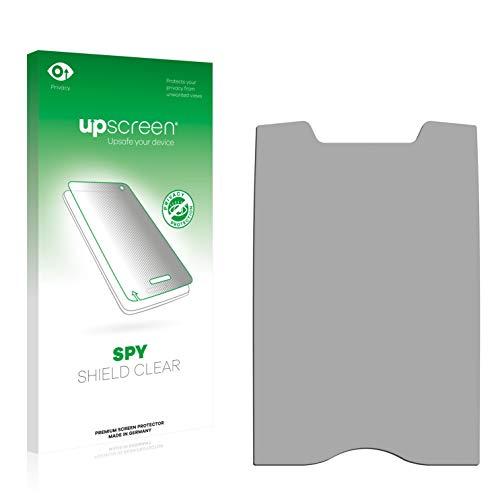 upscreen Anti-Spy Blickschutzfolie kompatibel mit Ruggear RG150 Privacy Screen Sichtschutz Bildschirmschutz-Folie