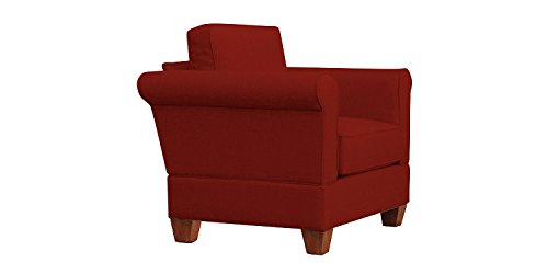 Furniture For Living Gregory RTA Sessel, Rot