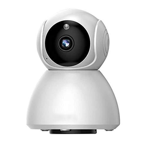 Shiwaki Caméra IP sans Fil, Caméra Surveillance WiFi, FHD 1080P Caméra Bébé avec Détection de Mouvement, Audio Bidirectionnel,