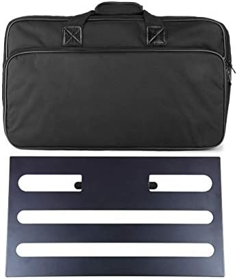 Guitar pedal board 22 x 12 6 Pedalboard With Carrying Bag product image