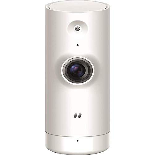 Telekom Smarthome Kamera innen Basic - 1280x720 Pixel Auflösung - weiß