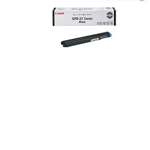 Price comparison product image Canon (GPR-22) ImageRunner 1025iF Black Toner (8400 Yield) - Geniune Orginal OEM Toner