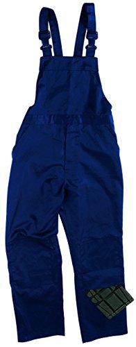 Castle Clothing 544Arbeitslatzhose, blau