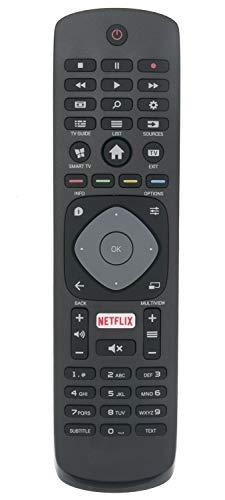 ALLIMITY Control Remoto Reemplazo para Philips 4K UHD HDR Ambilight Smart TV 43PUS6262 49PUS6262 50PUS6262 55PUS6262 65PUS6262