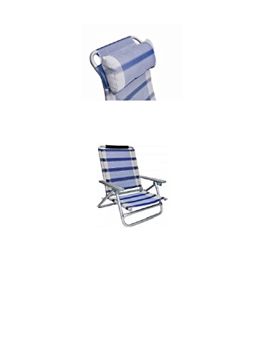 Statuelo – Chaise de plage en aluminium – Bleu – env. 2,8 kg + housse amovible + poignée de transport - Charge maximale : 120 kg - Option lt. Photo Protection contre le prix de supplément de la marque HOLLY-SET avec parapluie - bleu/jaune/rouge/argenté - support universel à 360° disponible en hauteur Fabriqué en Allemagne – HOLLY PRODUKTE STABIELO – Holly-sunshade ® ! À l'aube avec des cercles en bois – !