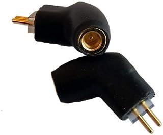 カスタムIEM 2pinイヤホン(NobleAudio・カナルワークス等)用 MMCX 変換コネクタ