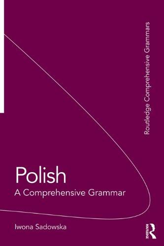 Polish: A Comprehensive Grammar (Routledge Comprehensive Grammars) (English Edition)