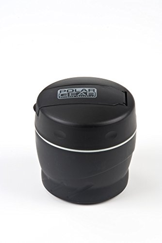 Polar Gear Bol isotherme Noir 500 ml