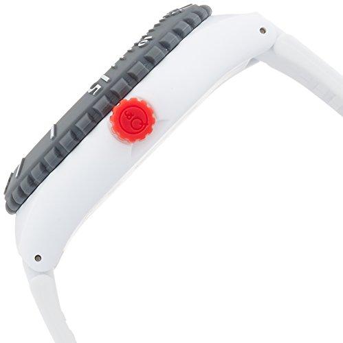 『[キューアンドキュー スマイルソーラー]Q&Q SmileSolar 腕時計 20BAR シリーズ ホワイト RP04-006 メンズ』の2枚目の画像