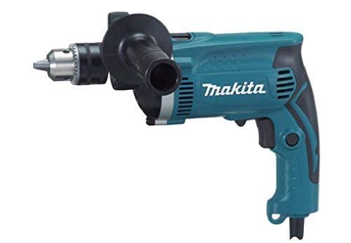 Makita HP1630 Taladro de percusión cable eléctrico 650 W llave de mandril