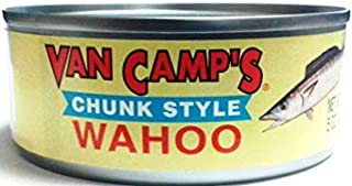Van Camps Chunk Style Wahoo ONO (Pack of 3 Cans)