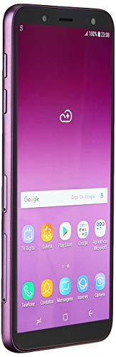 "Smartphone, Samsung Galaxy J6, 32GB, 5.6"", Roxo"