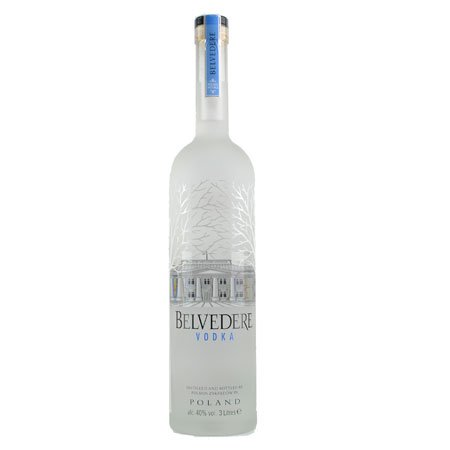 Photo of Belvedere Premium Polish Vodka 3 Litre Jeroboam Bottle