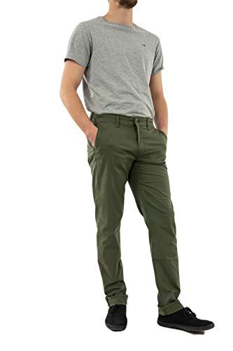 Serge Blanco Hose pan0502b 639 Militär Gr. 50, grün