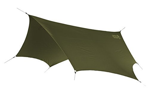 ENO, Eagles Nest Outfitters DryFly Rain Tarp, Ultralight Hammock...