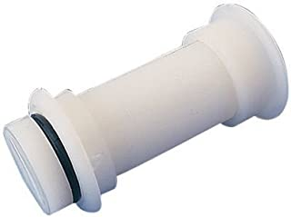 Sea Dog Poly Motorwell Drain Tube with Plug