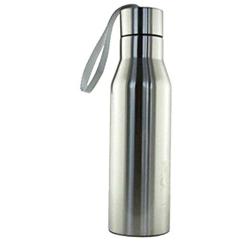 Minla doppia parete in acciaio INOX acqua Outdoor vuoto isolato bottiglie d' acqua,420ml/sostanza