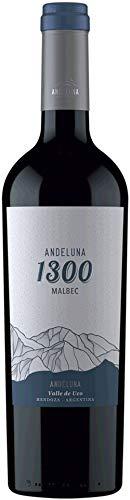 Andeluna 1100 Malbec 2017 Argentinien Wein trocken (1 x 0.75 l)