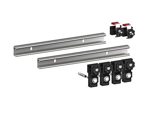 MEPA Wannenleisten Duschwanne Stahl / Acryl 2 Stück 700 mm - 190032